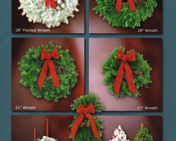 United Methodist Women Annual Wreath and Greenery Sale