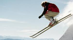skiiing pic