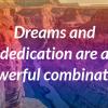 20/20 Vision: Dedication